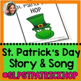 #SLPSTPATRICKHOP St. Patrick's Day Speech Therapy | March Speech Therapy