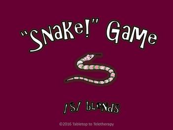 """SNAKE!"" Game"