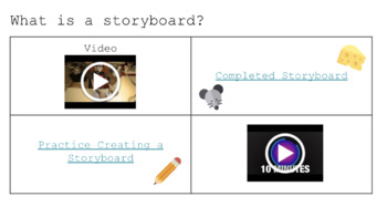 """""""SOAR"""" Storyboard and more!"""
