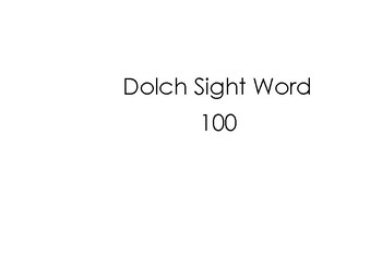 【SPECIAL NEEDS 】Letter formation - A to Z & 200 Dolch Sight words