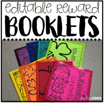 #SPEDsquad Exclusive Freebie - Editable Reward Chart