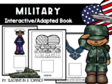 Military Interactive/Adapted Book