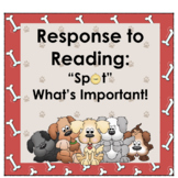 """Response to Reading: """"SPOT"""" What's Important"""