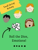 Emotions and Feelings- Small Group Activity- Conversational Skills