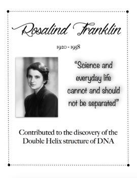 #SQUADGOALS - Famous Scientist Posters