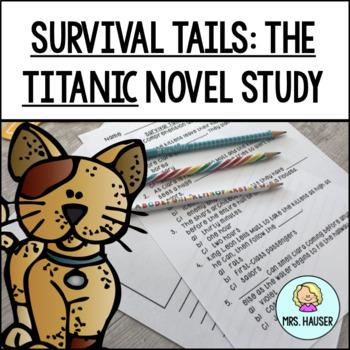 [SSYRA] Survival Tails: The Titanic Novel Study (by Katrina Charman)