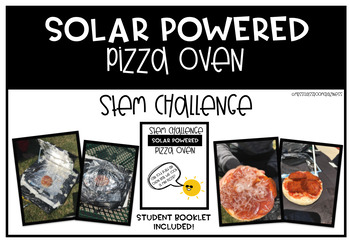 (STEM CHALLENGE) Solar Powered Oven