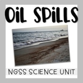 NGSS Oil Spill STEM Unit