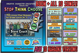 """""""STOP - THINK - CHOOSE"""" Character Education Book with ALL"""
