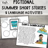 {SUMMER} Fictional Stories: Comprehensive Language Pack