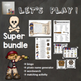 {SUPER BUNDLE} - [Let's play ! ] Talk like a pirate day