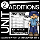 First Grade Addition UNIT TWO