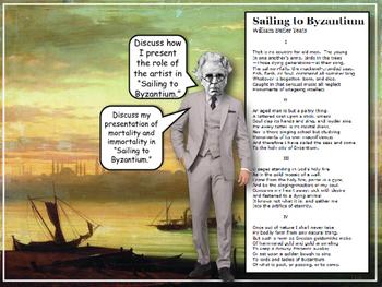 analysis of sailing to byzantium by william butler yeats