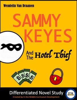 Sammy keyes summary