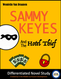 """Sammy Keyes and the Hotel Thief"" Novel Study"