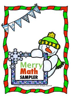 ***Sampler*** Merry Math