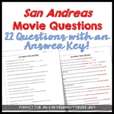 """""""San Andreas"""" Movie Questions"""