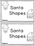 """Santa Shapes"" Emergent Reader (A Christmas/December Dollar Deal)"