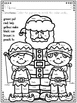 """Santa's Elves"" Emergent Reader (A Christmas/December Doll"