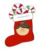 {Santa's Stocking Stuffers} S-Blend Activity for Speech Th