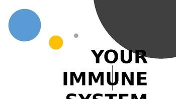 *Saskatchewan Curriculum Correlated* Immune System Powerpoint - Grade 3 Health