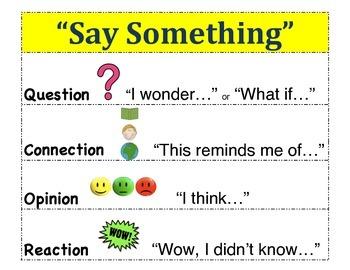 """""""Say Something"""" Visual"""