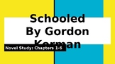 """Schooled"" By Gordon Korman Novel Guide (Chapters 1-6)"
