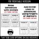 """Scoop It"" Fluency Phrasing Task Cards -- Set 7"