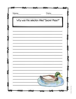 """""""Secret Place"""" Journal Activity Pack"""