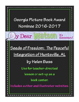 """Seeds of Freedom:  The Peaceful Integration of Huntsville, Alabama"""