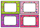 """""""Seeing Stars"""" Colorful Task or Flash Cards"""