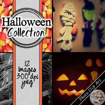 Autumn/ Fall Digital Paper and Styled Images