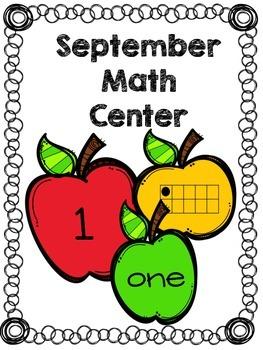 {September} Math Center