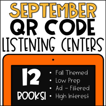 September QR Code Listening Center
