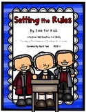 """""""Setting the Rules"""" A Time for Kids Text Study"""