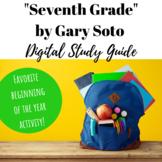 """Seventh Grade"" by Gary Soto Study Guide"
