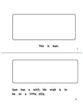 -Sh digraph reader