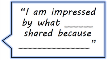 """Shares & Replies"": Reading Conversation Starters"