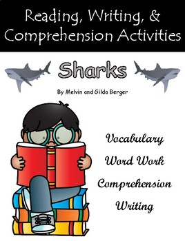 """Sharks"" Guided Reading Program Activities"