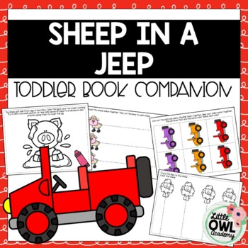 """""""Sheep in a Jeep"""" Toddler Curriculum"""