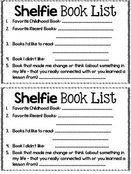 """""""Shelfie"""" Thinglink Project"""