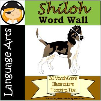 Shiloh Word Wall