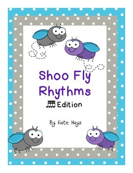 """""""Shoo Fly"""" Rhythms with 16th Notes"""
