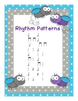 """Shoo Fly"" Rhythms with Half Notes"