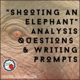"""Shooting an Elephant"" Reading Analysis Questions"