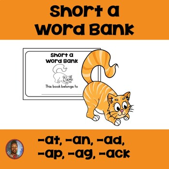 (Short a) Word Bank Booklet