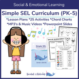 """Simple SEL""  l Social & Emotional Learning Curriculum (PK-5)"