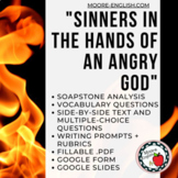 """Sinners in the Hands of an Angry God"" SOAPSTone Analysis"