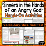 """Sinners in the Hands of an Angry God"" by Jonathan Edwards Can Be So Much Fun!"