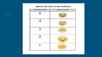 """""""Size of the Problem"""" Powerpoint for Teens"""